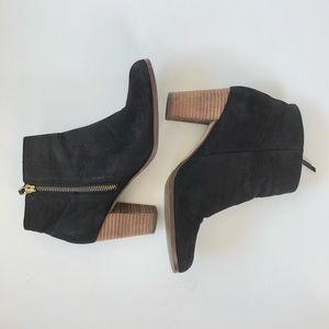 Cole Haan Shoes - Cole Haan side zip ankle booties - size 7